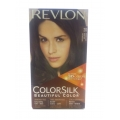 Revlon Hair Color ColorSilk -20 Brown/Black 3D Color Technology-150gm